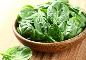 Рецепты со шпинатом для похудения