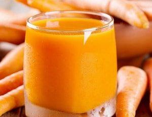 Рецепт витаминного фреша с льняным маслом