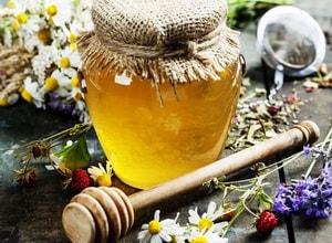 Разнотравный мед