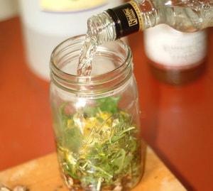настойка из чистотела на водке рецепт