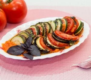 Рецепт рататуя для похудения