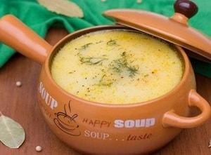 суп с вешенками рецепт