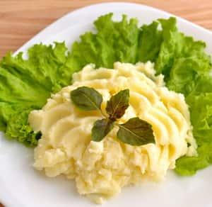 Можно ли картофельное пюре при диетном столе № 10