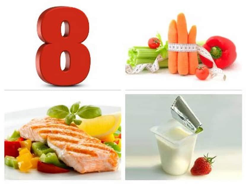 Кому назначают диету стол 8
