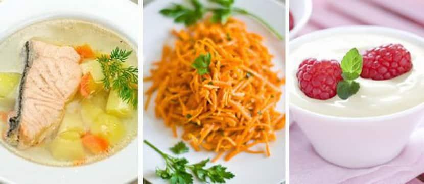 диета стол 3: меню на неделю