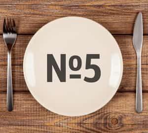 Диета «Стол № 5»: особенности лечебного питания