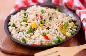 Рис с овощами при диете 5