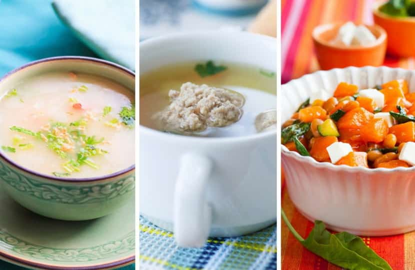 диета при диарее у взрослого: меню