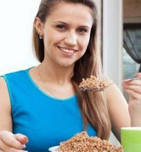 Гречнево-кефирная диета: для похудения, меню, отзывы