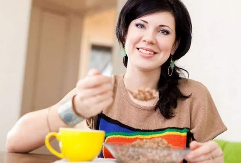 кефирно гречневая диета: принцип применения