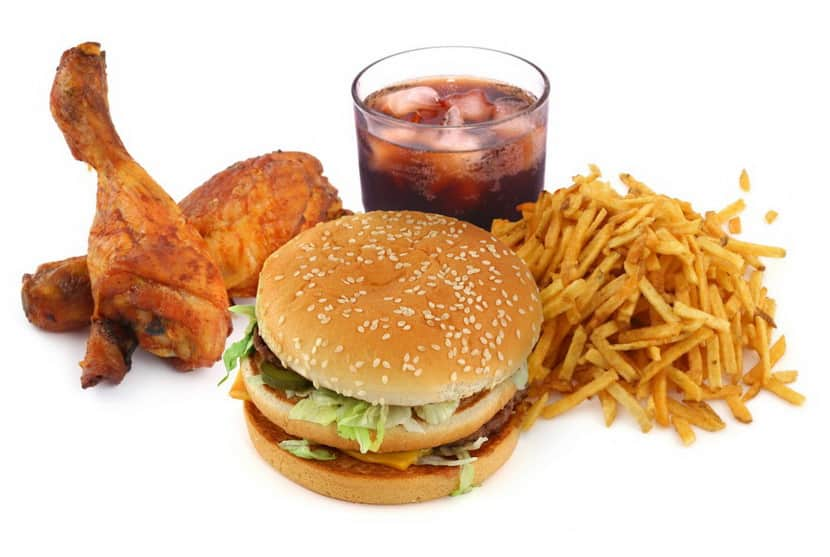 диета при остром гастрите