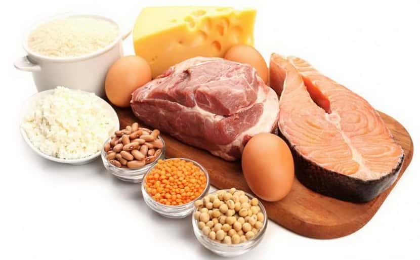 Белковая диета: меню на неделю для похудения