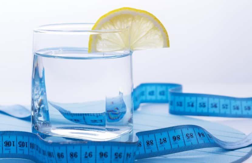 Как действует водная диета
