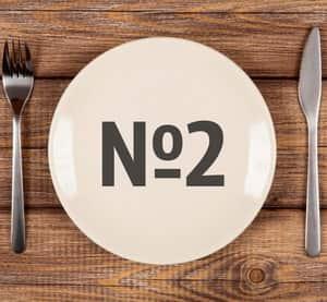 Диета Стол № 2: особенности лечебного питания, режим, меню